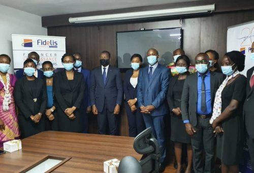 Cérémonie de présentation de vœux Côte d'Ivoire